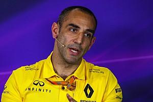 F1 Noticias de última hora Renault cree que todavía le faltan recursos para pelear por la F1
