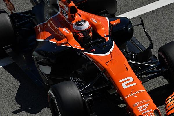 Formule 1 Actualités Vandoorne :