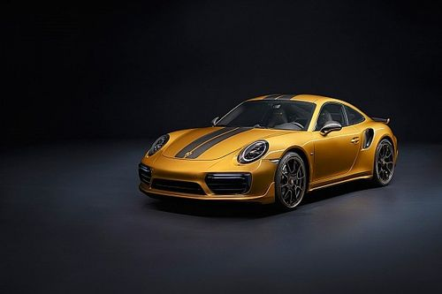 Porsche 911 Turbo S Exclusive Series, 607 CV per 500 fortunati