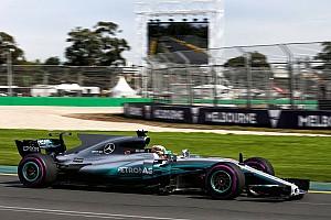 F1 Reporte de prácticas Hamilton sigue dominando en Melbourne