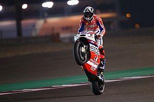MotoGP Qatar: Redding pimpin FP2, Vinales terjatuh