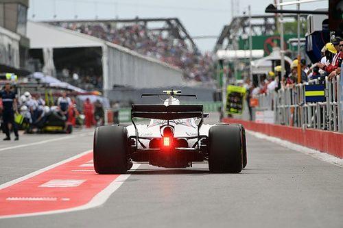 Williams levert in Canada snelste pitstop van seizoen af: 2.17 seconden