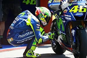 Rossi hizo un regalo especial a la familia de Nicky Hayden