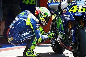 Rossi: Pesta akan lengkap jika saya juga podium