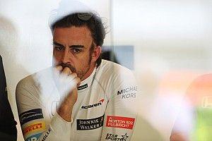 """Alonso: Sesi hari Jumat """"terbuang sia-sia"""" karena masalah mesin"""