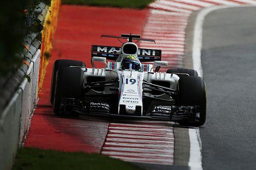 "Sexto mais rápido, Massa enaltece ""ótimo dia"" no Canadá"