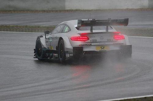 EL1 - Paffett le plus rapide sous la pluie