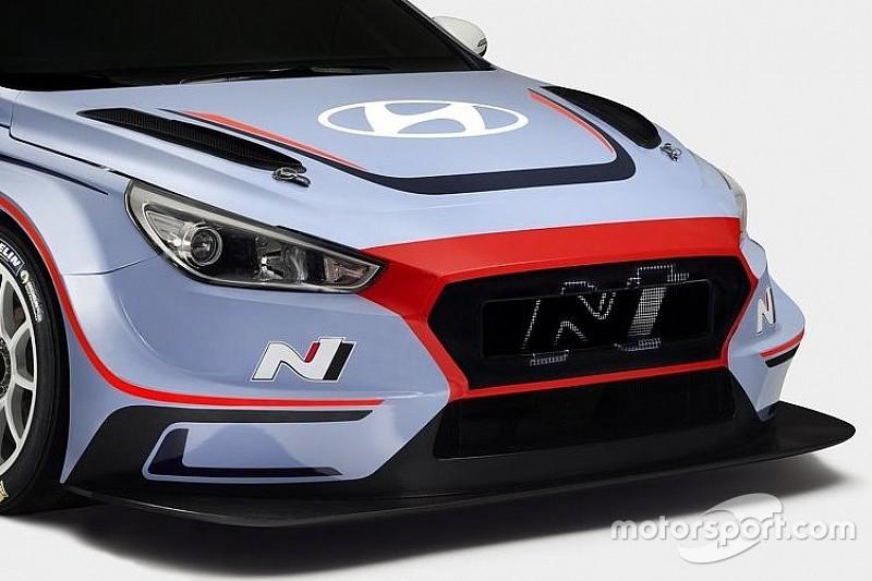 Hyundai представит на автосалоне во Франкфурте гоночный электромобиль