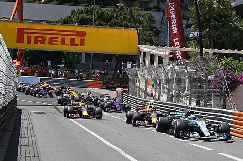 Live broadcast F1 races named for Channel 4's final season