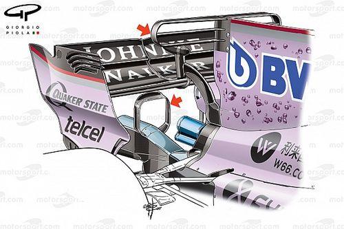Analisi tecnica: tutte le Formula 1 hanno montato la T-wing!