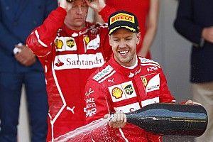 Así está el campeonato: Vettel saca una carrera a Hamilton