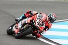 WSBK Ducati: Melandri evita la Superpole 1 nonostante un guasto elettrico