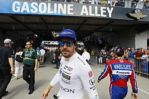 "Alonso says ""why not?"" to fulltime IndyCar switch"