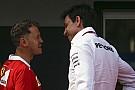 Partyfotos von Wolff und Vettel: Aber weiter nur Nachbarn...
