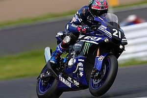 Suzuka 8 Hours: Yamaha on provisional pole after Friday