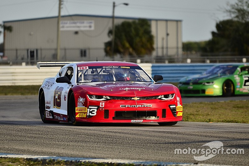 Canadians enjoy a good start in 2018 Trans Am series