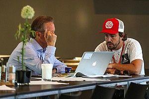 """Alonso: """"No espero una gran mejora del nuevo motor Honda"""""""