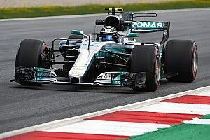 【F1オーストリアGP】予選速報:ボッタスが2度目のPP獲得。ハミルトン3番手