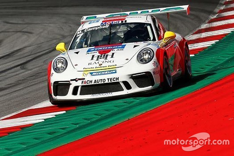 Matt Campbell senza rivali trionfa al Red Bull Ring