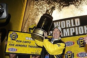 Capps ready for title defense in 2017