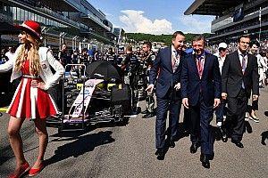Вице-премьер России анонсировал «создание российского болида Формулы 1»