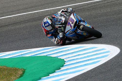 Alex Marquez più forte della sfortuna: la pole di Jerez è sua!