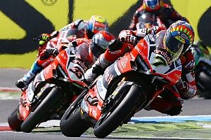 Ducati, Davies rallentato dalla mancanza di grip all'anteriore ad Assen