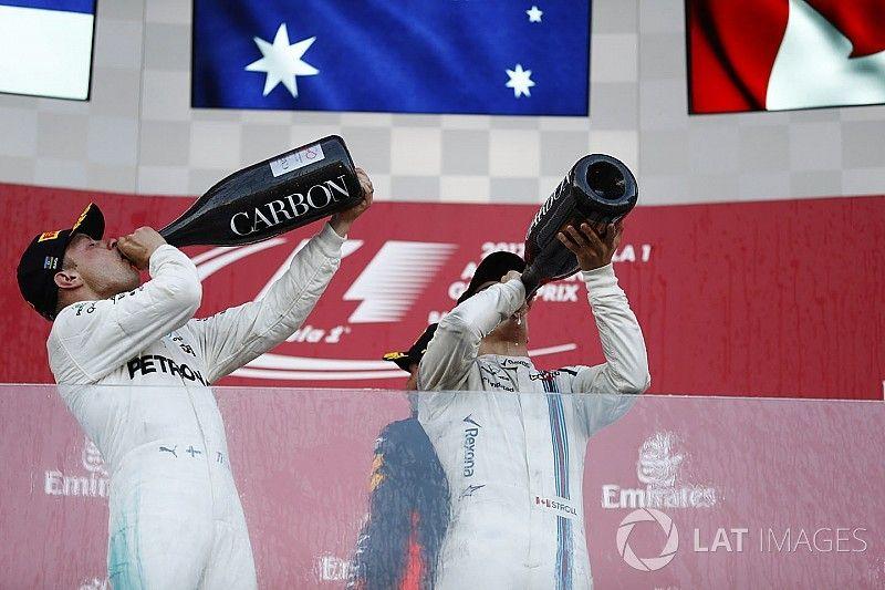 Villeneuve carga duramente contra Bottas y Stroll