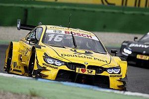 Timo Glock verbetert ronderecord Hockenheim op slotdag DTM-test
