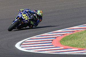 【MotoGP】コーナー進入に迷うロッシ「大きな問題を抱えている」