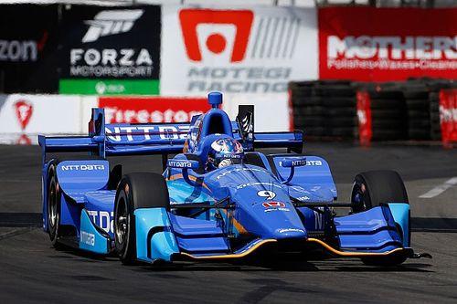 Long Beach IndyCar: Dixon back on top in FP3