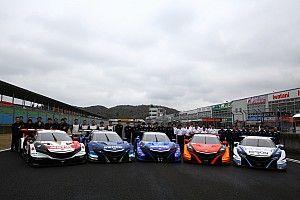 ホンダ、18年スーパーGT参戦体制を来年1月の東京オートサロンで発表