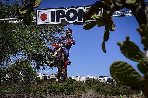 Gajser sigue intratable y Covington gana en MX2; Prado, con problemas