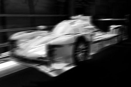 Опубликовано первое изображение машины BR Engineering для LMP1