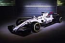 Williams опубликовала фото новой машины