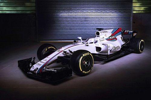 """Williams, 2017 F1 aracı FW40'ın ilk """"gerçek"""" fotoğrafını yayınladı!"""