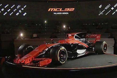 Ecco la McLaren MCL32: inizia la nuova era di Woking