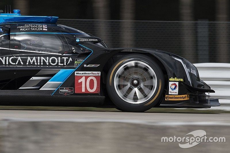 Sebring 12h: Cadillac 1-2-3 in second practice