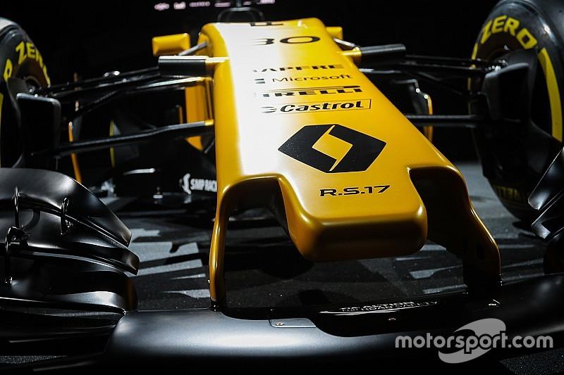 Renault-baas Bell: