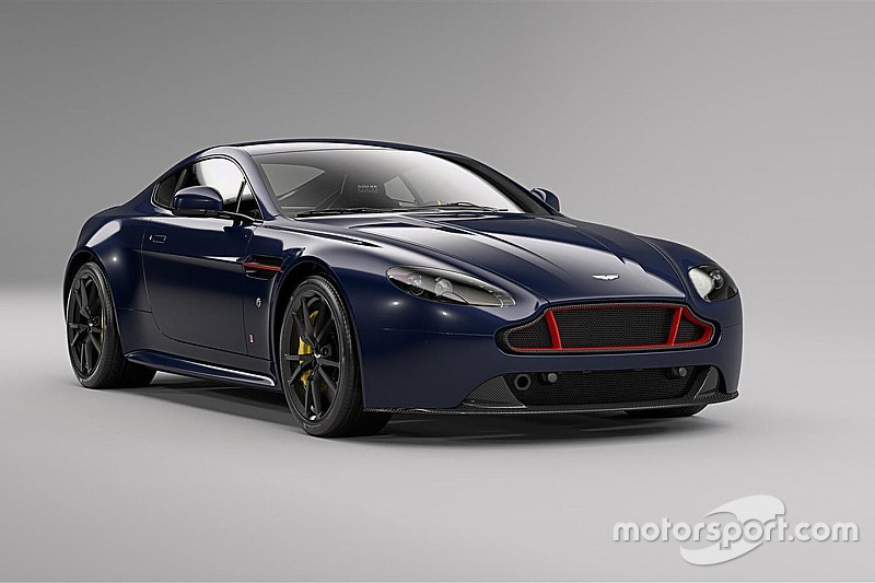 Des Aston Martin aux couleurs de Red Bull Racing