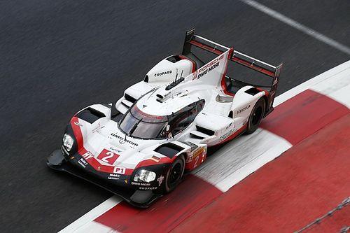 WEC 6h Mexiko: Porsche auch im 2. Training vor Toyota