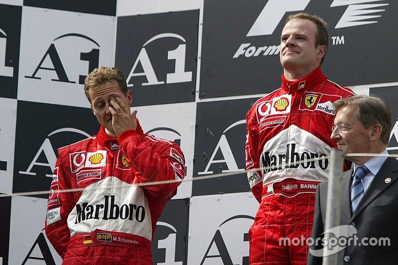 GALERIA: Após polêmica no Canadá, relembre pódios constrangedores da F1
