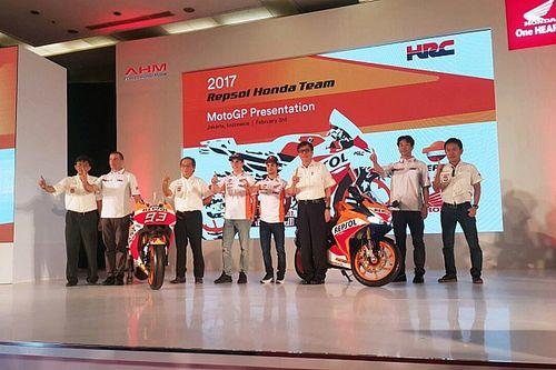MotoGP: Indonéziában mutatták be a Honda idei motorját
