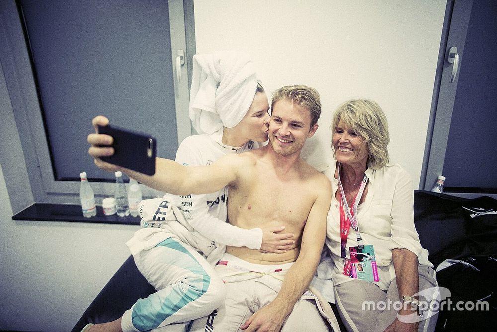 Cuanto más gana Hamilton, más valora Rosberg su título