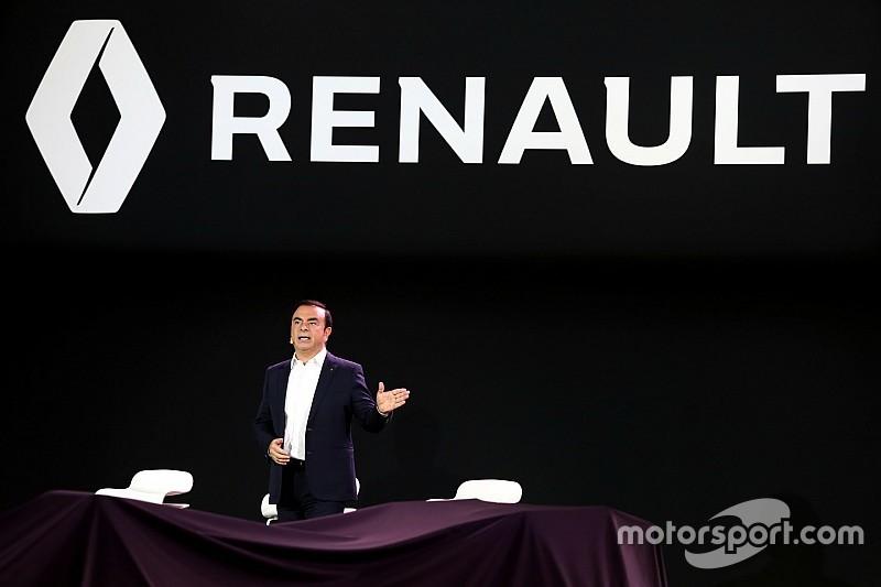 雷诺主席戈恩被捕,暂不影响F1车队