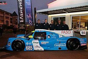 Presentata la Ligier JS LMP3 della Yvan Muller Racing