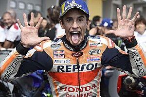 «Побеждать становится все легче». Маркес признался, что не рисковал на Гран При Германии