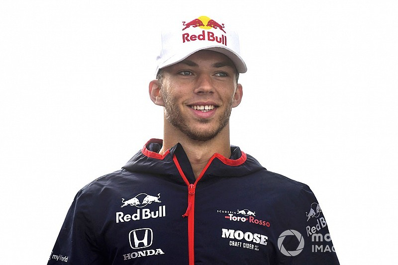 Gamer Gasly wants to get more involved in sim racing