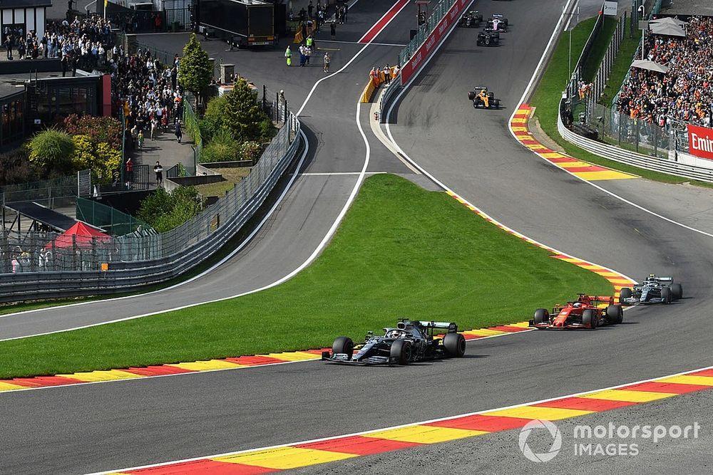 Acidente da F2 em Spa pode ajudar regras da F1 para 2020