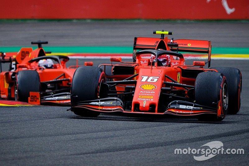 Órdenes de equipo no relegan a Vettel a segundo